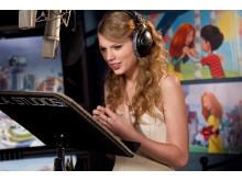 Taylor Swift ger röst åt Audrey i Lorax.