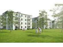Kvarteret Stora Högesten i Limhamn