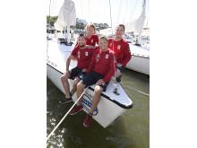 Stena Sailing Team i Långedrag