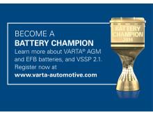 VARTA Battery Championship