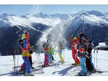 Kids4Free: Viel Spaß beim Skiunterricht in Davos in Graubünden