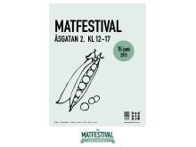 Matfestival Åsgatan 2, Järna