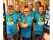VM-feber på Oddsen