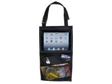 iPadhållare med smarta fickor, frilagd 1