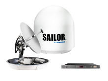 High res image - Cobham SATCOM - SAILOR 600 VSAT KU FLIBS 2017
