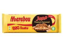 Marabou JAPP Penaut Caramel Big taste