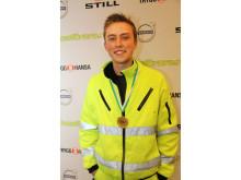 Tom Nilsson vann kvaltävling till Yrkes-SM i Linköping