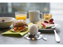 Scandic-frokost