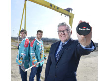 Giant sponsorship deal for Stena Line