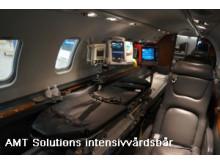 AMT Solutions intensivvårdsbår