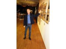 BAUHAUS_SACHSEN - Dr. Olaf Thormann (Direktor) führt durch die Ausstellung