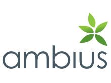Ambius logotyp