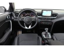 Kia Ceed 5d interior