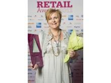 Vinnare Årets butik, Retail Awards 2012, Kurragömma Borås