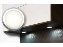 Stella LED-spot med Flat LED-technology