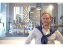 Högupplöst - Tobias Mattsson, vd Rapunzel of Sweden