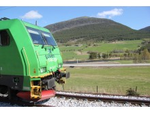 Green Cargo Brennhaug Norge