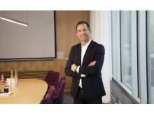 Joakim Lundberg, ny förvaltningschef på Familjebostäder