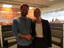 Swedbank sponsrar Team Nordmark