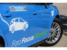 Focus Elctric eTourEurope