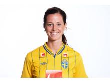 Lotta Schelin, Hjärt-Lungfondens ambassadör under EM
