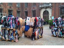 Genbrugstøj til Kunsthal Charlottenborg