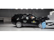 Range Rover Velar - Frontal Full Width test 2017