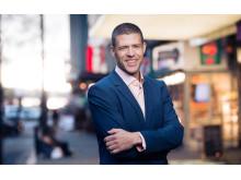 Andreas Myhre, direktør krafthandel i LOS Energy