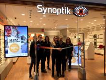 Öppning av butiken i Åkersberga