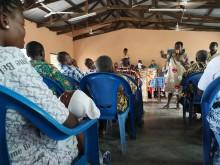Obenyemi epicenter, Ghana