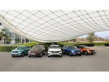 Volkswagens globala SUV-offensiv bär frukt.