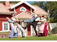 Emil i Lönneberga på Astrid Lindgrens Verden