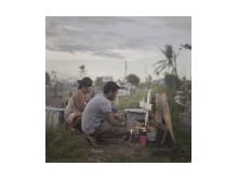 Sorg efter tyfonen Haiyan