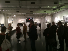 2016-12-15 Vernissage In the footsteps...