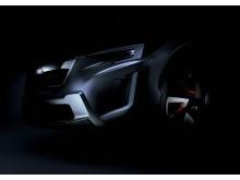 Subaru XV Concept debuterar i Genève