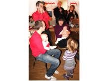 Michael Hirte spielt im Kinderhospiz
