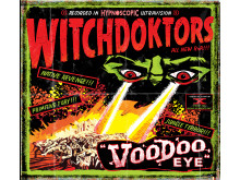 "WitchDoktors ""Voodoo Eye"" LP"