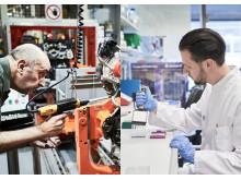 Bilproduktion og kræftbehandling