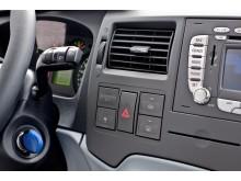 Ford Transit ECOnetic interiør