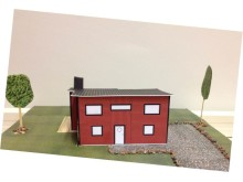 Småhusprojektet Byggnadsingenjörsprogrammet ht 2012_Alsike Knivsta