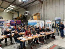 Hi-res image - Fischer Panda UK - Fischer Panda UK hosts service partner training at Verwood in February