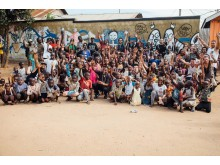 Viva con Agua Uganda Groupsnap