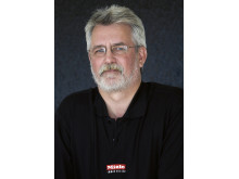Bo-Göran Danielsson ny produktchef inom Miele Professional från 1 januari 2013.