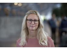 Rebecca Sundborg, affärschef buss region