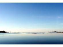 Skärgård, östersjön.