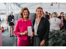VIP_Drottning Silvia_EM_2017_Fotograf Natalie Greppi_WEB-4
