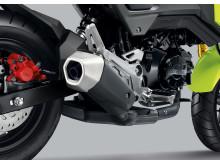 Honda MSX125 Avgasrör
