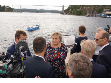 High res image - Kongsberg Maritime - Vard event 01