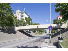 B. Rinkebystråket Före-bild.