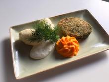 Timbal med biff och potatis. Foto: Sofia Herbertsson